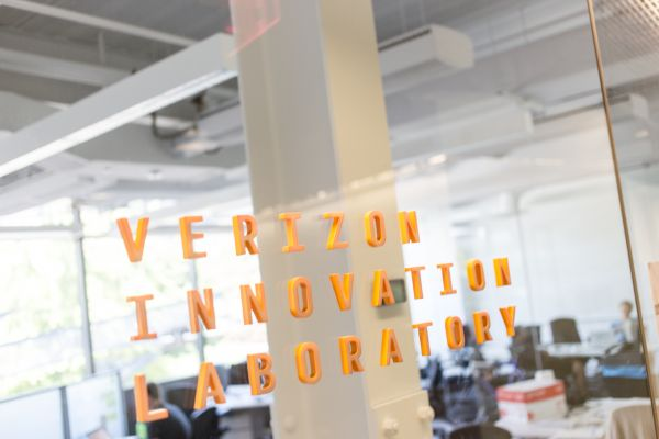 Photo of the Verizon Innovation Laboratory
