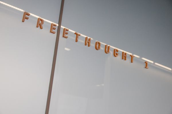 Photo of the Freethought 1 conference room